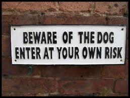 Hukum Anjing Penjaga Rumah