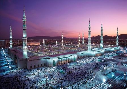 Anggapan Salah Tentang Masjid Nabawi