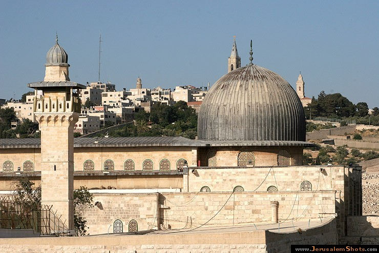 Hukum Ziarah Masjid Aqsha Saat Ini