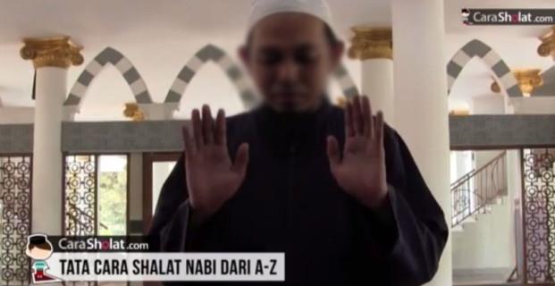 Nada Takbir Dalam Shalat