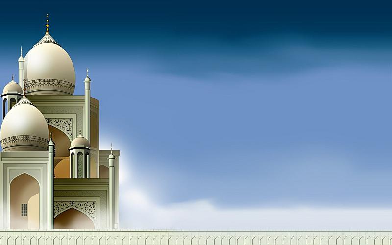 Apakah Halaman Masjid Termasuk Masjid?