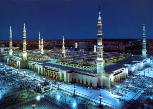 Hanya di Masjid