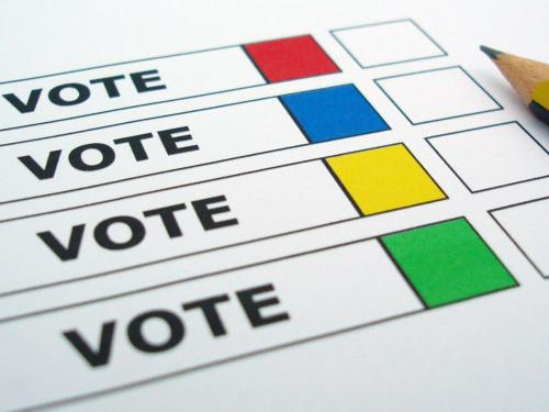 Apakah Semua Voting Haram?