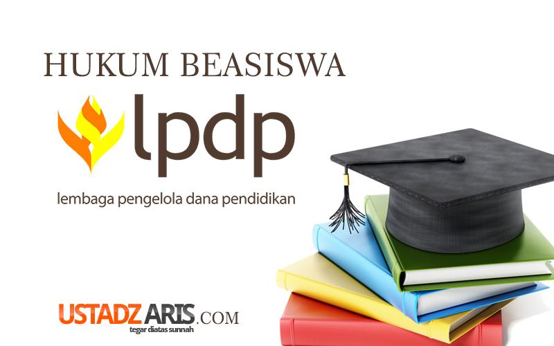 Hukum bea siswa LPDP